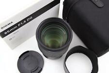 Sigma 85mm f/1.4 DG HSM Art (Sony E-Mount)