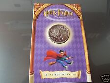 manueduc  HARRY POTTER 1 Crown 2002 Isla de Man EN BLISTER  PROOF