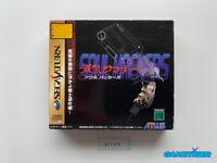 DEVIL SUMMONER Soul Hackers Sega Saturn JAPAN Ref:311376