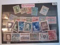 LOT OF OLD OSTERREICH STAMPS - MINT/UNUSED - BN-6