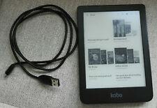 "Kobo Clara HD eReader ** 32GB MEMORY ** Black Wi-Fi N249 6"" ComfortLight Pro"