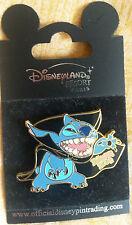 Stitch Vampire Halloween 2004 Disney Land Paris Dlrp Dlp LE pin