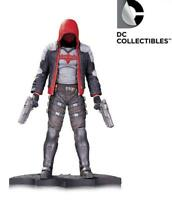 DC Comics Batman Arkham Knight Red Hood Statue - Robin, Joker, Harley Quinn