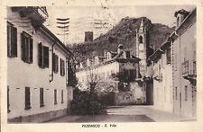 CARTOLINA DI PIOSSASCO S.VITO AFFRANCATURA R.S.I.  C4-890