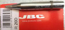 R20D Tip fine point replacement Solder Soldering JBC mod. 65S 65ST Soudure Étain