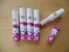 HELLO KITTY CANDY WHISTLES/ PARTY SWEETS FILLERS X 10  Birthday, Child, Swizz