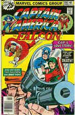 Capitán América # 198 (Jack Kirby) (Estados Unidos, 1976)