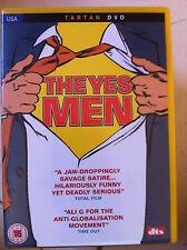 YES MEN ~ 204 Cult WTO / Political Comedy   Tartan Video DTS UK DVD