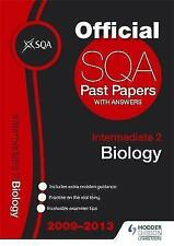 SQA Past Papers Intermediate 2 Biology 2013-ExLibrary