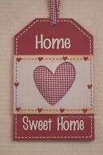 Plaque Murale Home Sweet Home Signe Cuisine Décoration Maison 26.5 cm SG1084