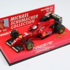 MINICHAMPS FERRARI F310 #30 MY FIRST WIN WITH FERRARI GP SPAIN JUNE 2, 510964311