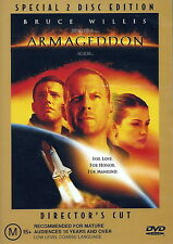 Armageddon - Action / Drama / Sci-Fi Disaster - Special 2 Disc Edition - NEW DVD