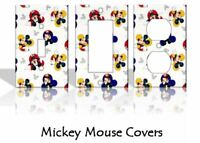Mickey Mouse #2 Light Switch Covers Disney Home Decor Outlet