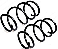 2x BMW 3 Series E46 330 d 330 cd With Sports Suspension Front Coil Spring 98-07