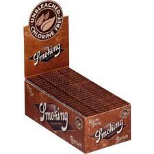 Smoking Regular Brown Zigarettenpapier 50x60 Bl Pg.