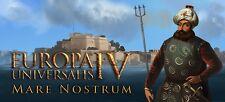 EUROPA UNIVERSALIS IV MARE NOSTRUM [PC] Steam key