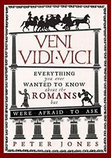 Veni, Vidi, Vici by Peter Jones (English)