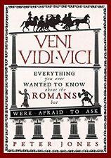 Veni, Vidi, Vici by Peter Jones (English)
