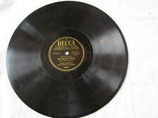 "Fred Waring, My Heart Sings / Winter Wonderland, vinyl 78 rpm shellac, 10"" vinyl"