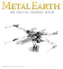 Fascinations Metal Earth X-Wing Star Wars Laser Cut 3D Model Kit