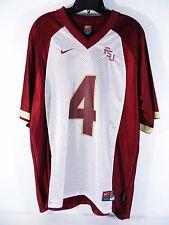 • VTG FSU FLORIDA STATE University Seminoles - 4 - NOLES - Nike Jersey M