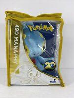 Pokemon 20th Anniversary Manaphy Exclusive 8-Inch Plush Tomy Nintendo Pokémon