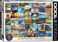 Eurographics Puzzle 1000 Piece Jigsaw - Globetrotter Australia  EG60000753