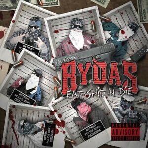Psychopathic Rydas- Eat Shit N Die  CD Insane Clown Posse Twiztid ABK ICP NEW