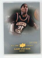 2013 Gary Payton 137/150 Upper Deck #80 All Time Greats