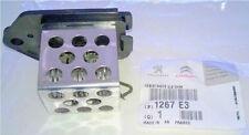Peugeot 206 206+ 206 CC 307 307 CC RESISTANCE VENTILATEUR original 1267.A9