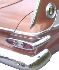 Tail & Back-Up Lenses w/Gaskets for 1959 Plymouth