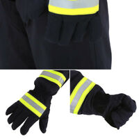 NEW Fire-Proof Non-slip Anti-fire Gloves Heat Proof Gloves Firefighting Gloves