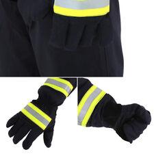 New Fire Proof Non Slip Anti Fire Gloves Heat Proof Gloves Firefighting Gloves