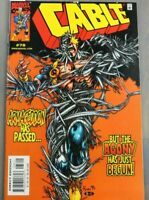 Marvel Comics CABLE April #78 in 2000