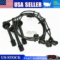 OEM For Toyota 19037-62050 4Runner T100 Tacoma Tundra 3.4L Spark Plug Wire Set