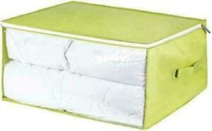 Pristine Clothes Storage Bags with Zips - Underbed Storage Bags for Clothing,