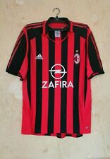 AC Milan 2005 - 2006 home football shirt jersey Adidas size XL