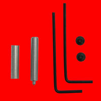 Roll Pin Replacement includes punch for Crosman 1377, 1322, PC77, BackPacker