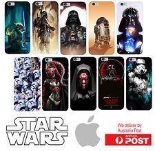 iPhone 5 6 7 Silicone Cover Case Star Wars Jedi Order V Dark Side - Coverlads