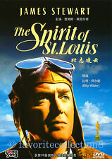 The Spirit of St. Louis (1957) - James Stewart, Murray Hamilton - DVDNEW