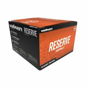 Valken Reserve Paintballs Yellow Fill - 68cal - 2,000ct