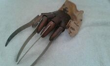 NECA Freddy Krueger Glove Prop Replica - Metal - Not Plastic.