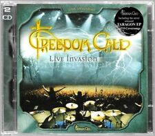 DOUBLE CD ALBUM  / FREEDOM CALL - LIVE INVASION / COMME NEUF