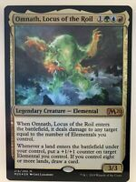 Omnath, Locus Of The To Roil FOIL NM Mtg Core Set 2020 Mythic Same Day Handling