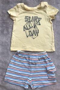 TARGET, UNICORN 000 T-shirt & Shorts boys Outfit EUC. 10 Items = $5 Post