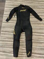 New listing Zoot Men's Triathlon Wetsuit Size Large L Full Suit Fuzion