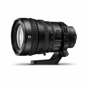 Sony NEW - SELP28135G - Full Frame E-Mount FE PZ 28-135mm F4 G OSS Lens