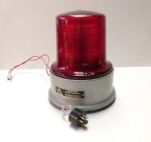 Old Soviet Engineering Signals Warning Alarm Beacon Traffic Light Siren СИМ 3-1