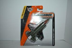 Matchbox Sky Busters Lockheed Martin F-35B Lightning Jet 2013 MOC See Store