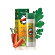 Biotique Carrot 40+ Spf Sunscreen Soothing Face Lotion For All Skin Types 120 Ml